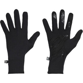 Icebreaker Quantum Handsker, black
